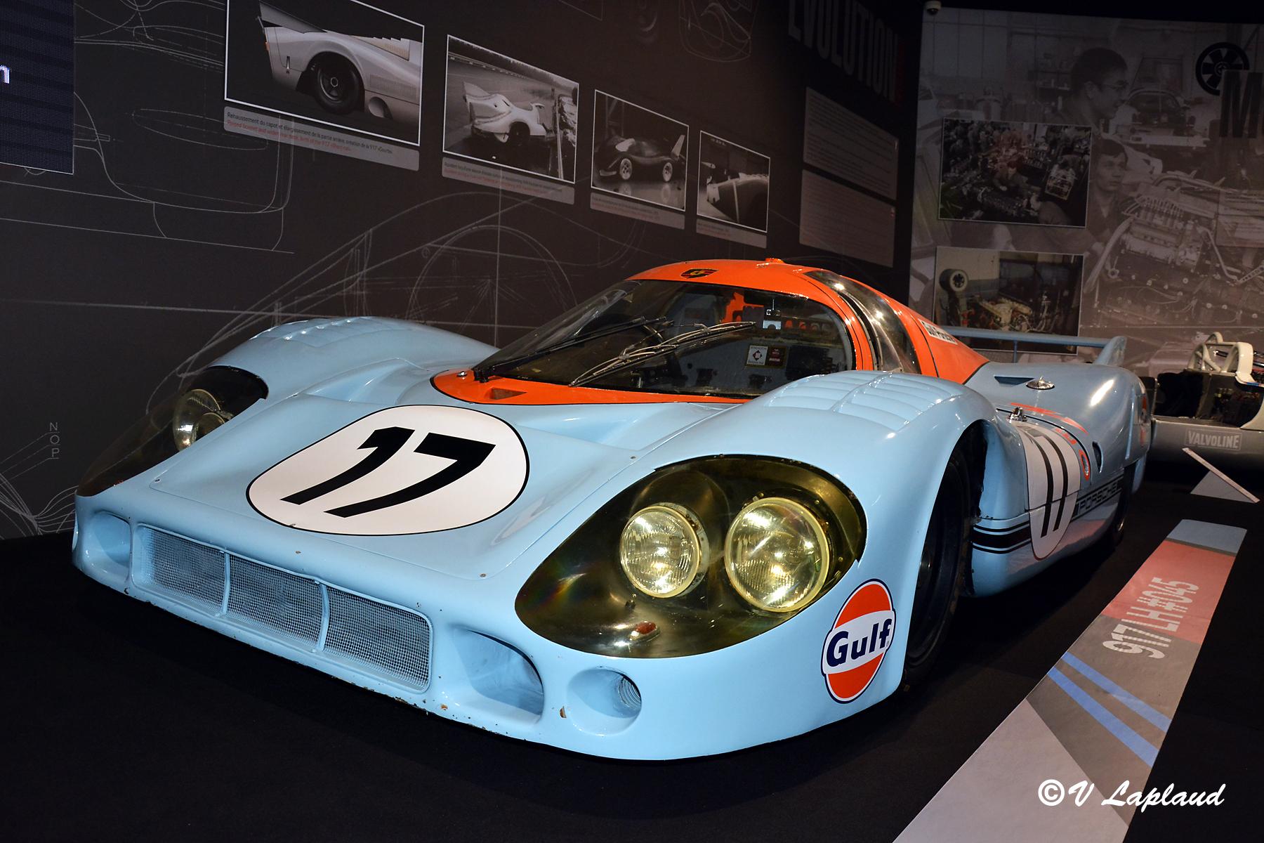 Porsche 917-045 Le Mans 1971 917 Made for Le Mans 2020.