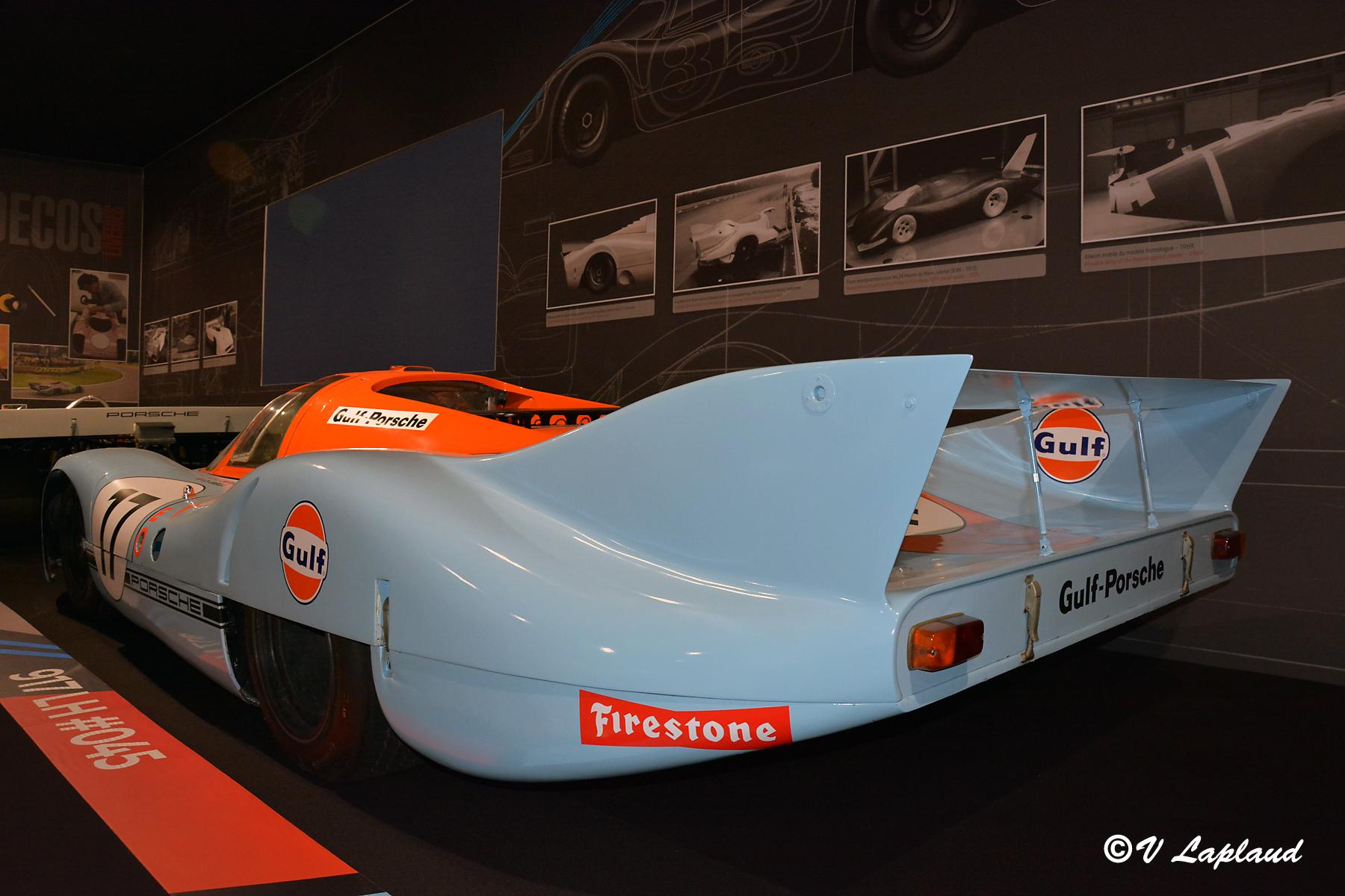 Porsche 917-045 Le Mans 1971 917 Made For Le Mans 2020