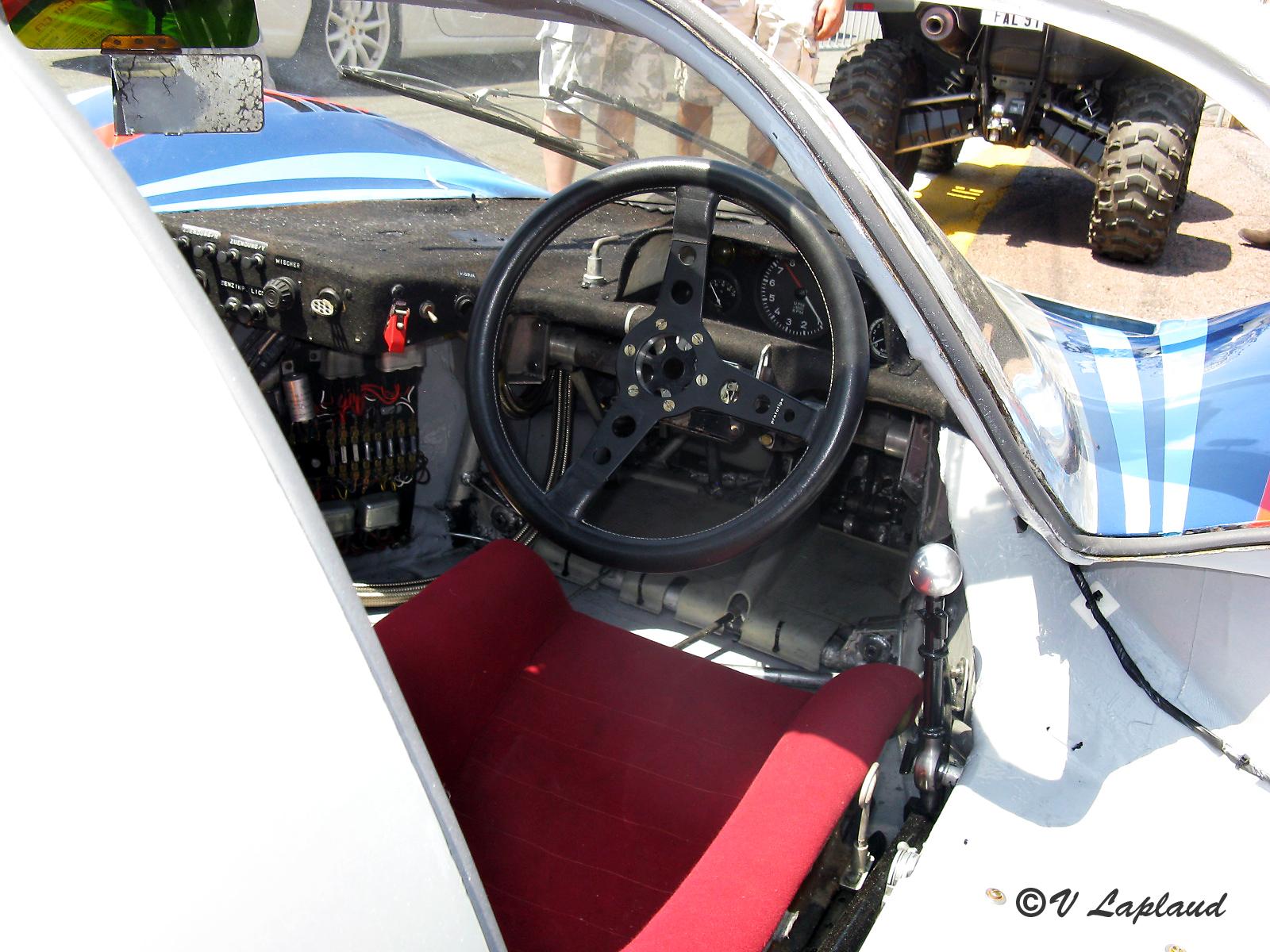 Porsche 917-045 Le Mans 1971 Le Mans Classic 2010.