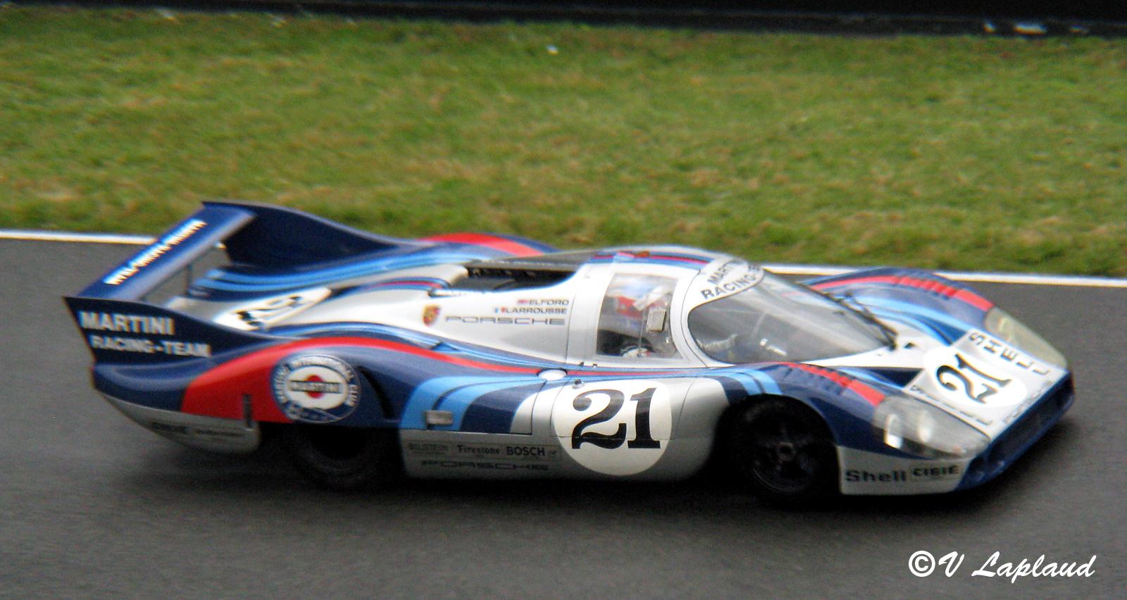 Porsche 917-045 Le Mans 1971 Le Mans Classic 2012.