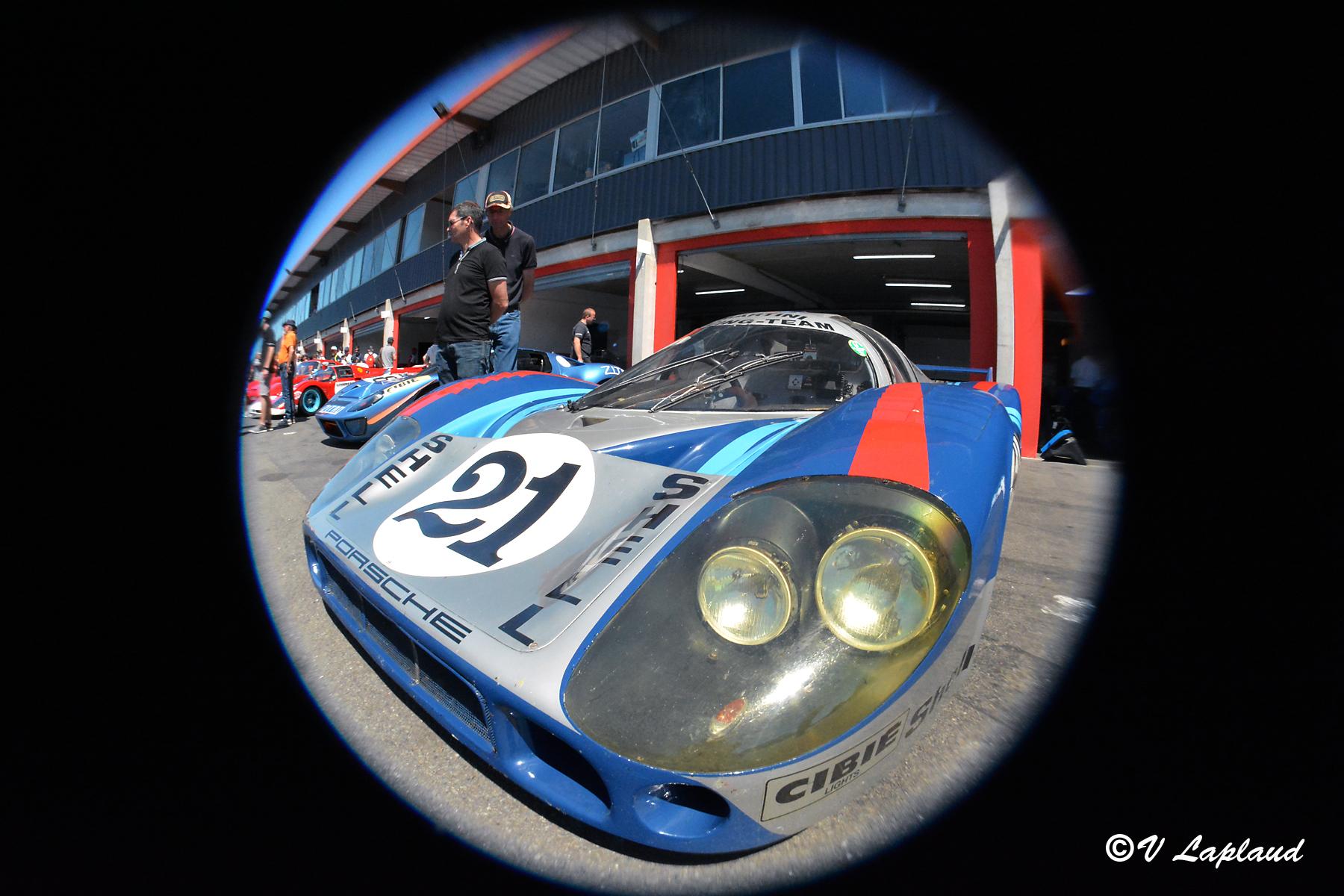 Porsche 917-045 Le Mans 1971 Sport et Collection 2019 Le Vigeant