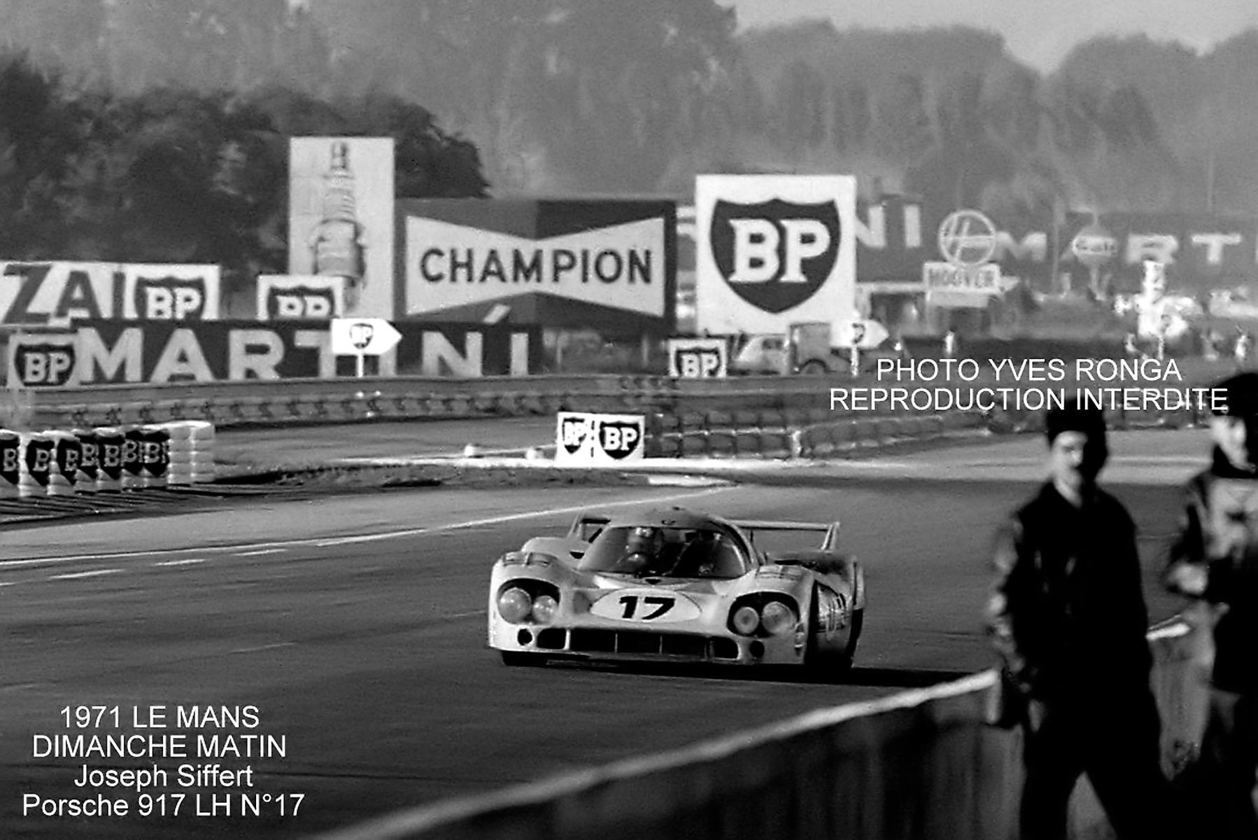 Porsche 917L-045 le mans 1971.
