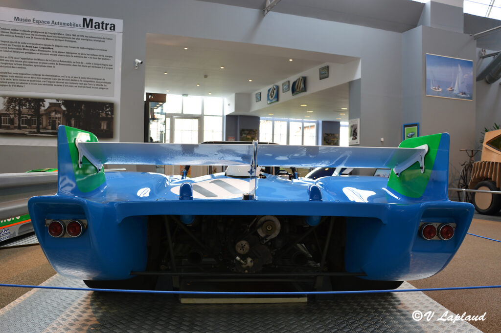 Matra MS 670-01 Espace Matra Romorantin 2017
