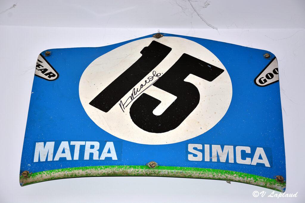 Matra MS 670-01 Le Mans 1972.