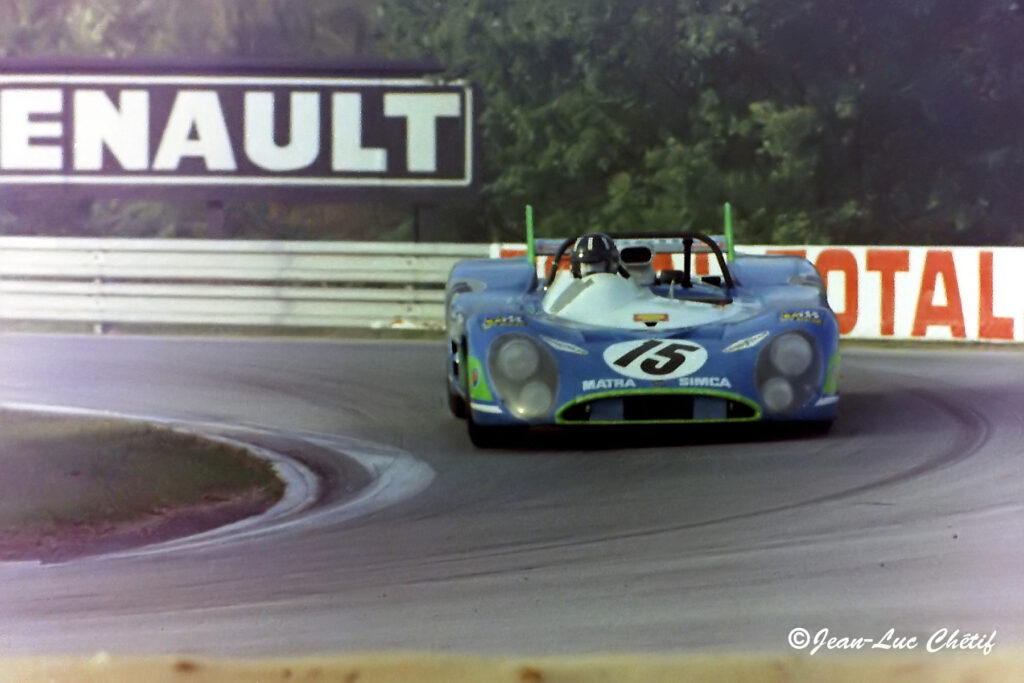 Matra MS 670-01 24 Heures du Mans 1972 Graham Hill