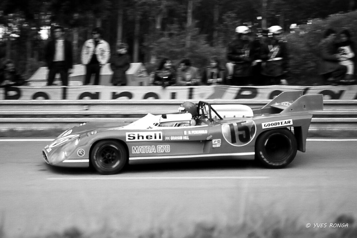Matra MS 670-01 Le Mans 1972
