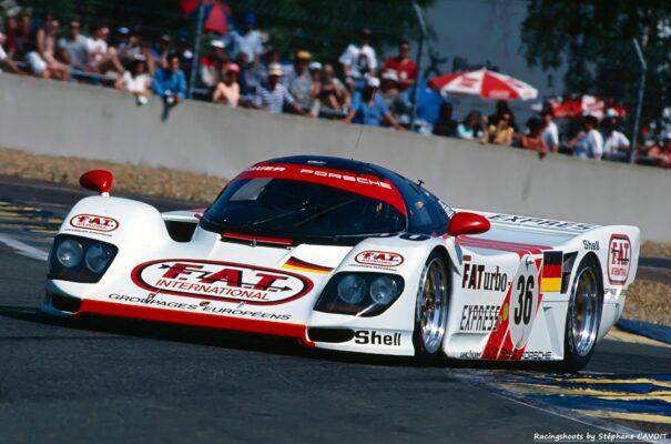 Dauer Porsche 962 GT Le Mans: 62e édition des 24 heures du Mans 1994. Partie 3