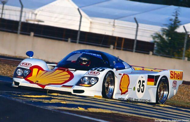 Dauer 962 GT Le Mans: Holp-up aux 24 heures du Mans. Partie 1.