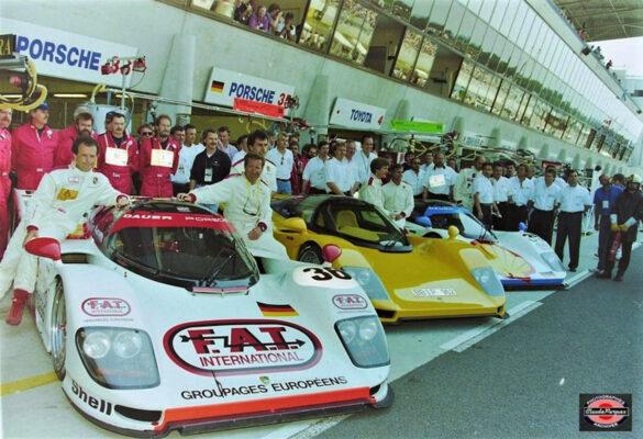 Dauer Porsche 962 GT Le Mans : De la route à la piste. Partie 2