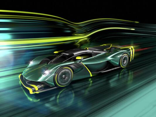 L'Aston Martin Valkyrie AMR Pro annonce 3mn20 sur le circuit du Mans