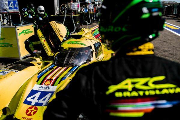 ARC Bratislava change de monture pour les 24 Heures du Mans
