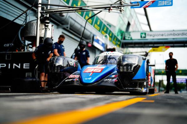 6 Heures de Monza – Essais Libre 02 – Le rythme s'accélère