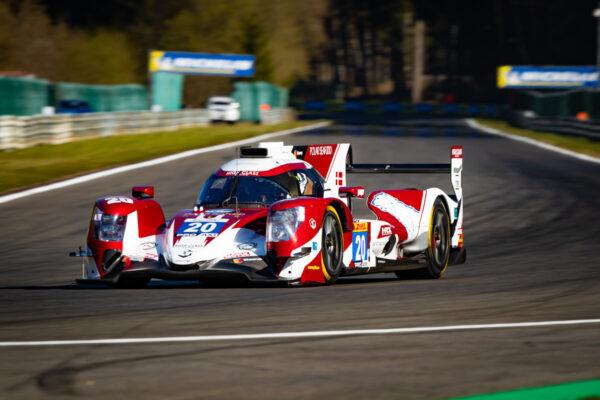 Le High Class Racing affiche complet pour le Mans