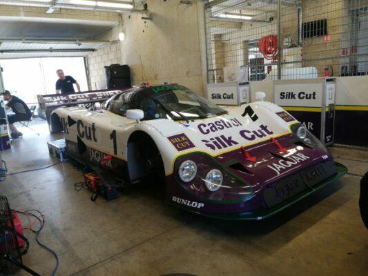 Historic Racing : Les premières images