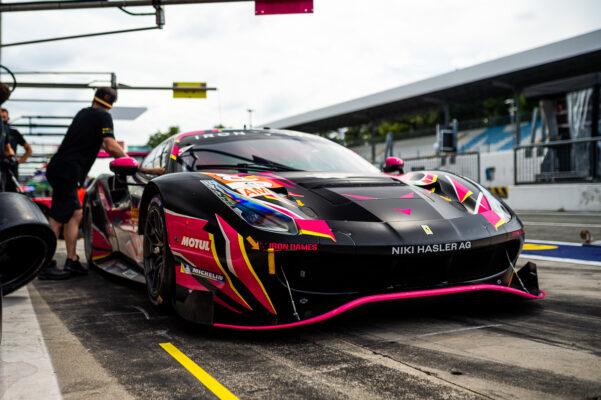 Callum Ilott et Sarah Bovy rejoignent Iron Lynx pour les 24 Heures du Mans