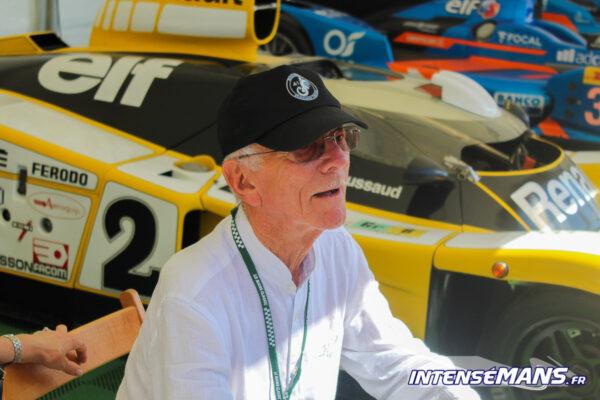 Décès de Jean-Pierre Jaussaud, double vainqueur des 24 Heures du Mans