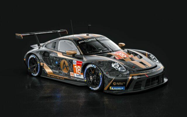 La livrée d'Absolute Racing pour les 24 Heures du Mans