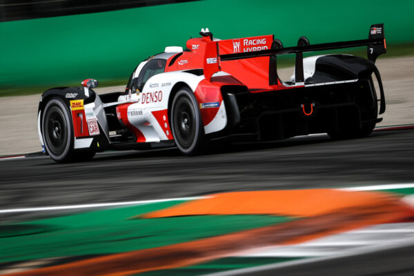 6 heures de Monza – Essais Libres 03 – 1,2 et 3 pour Toyota