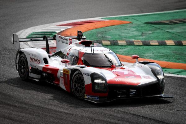 6 Heures de Monza – Qualifications – Rien n'arrête Lopez sur la Toyota N°07