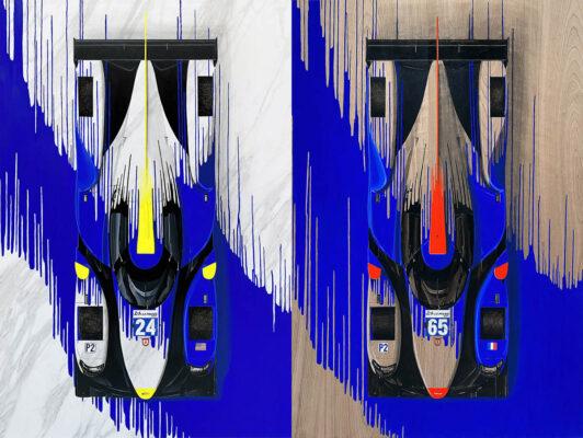 2 Art Cars aux prochaines 24 Heures du Mans