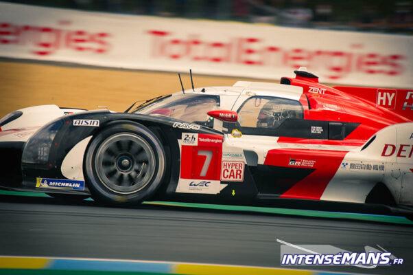 La grille de départ des 24 Heures du Mans 2021