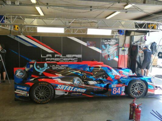 24 Heures du Mans – SRT41 – Mathieu Lahaye remplace François Heriau