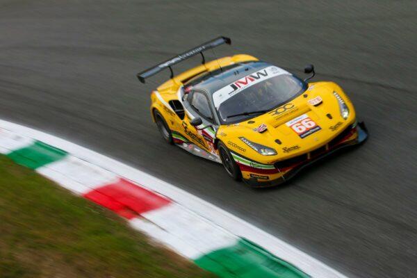 Jody Fannin chez JMW Motorsport pour les 24 Heures du Mans