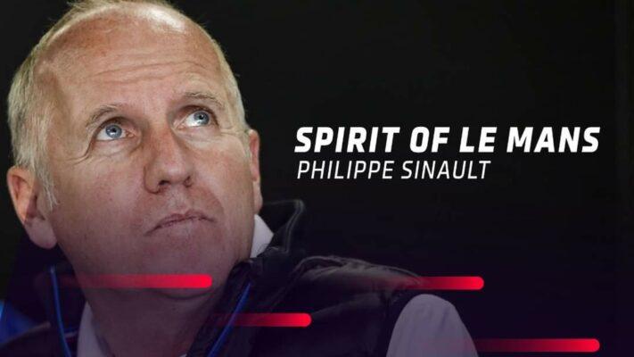 Le Spirit of Le Mans décerné à Philippe Sinault