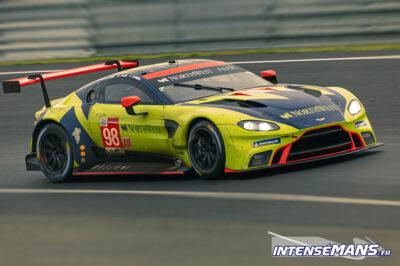 Aston Martin Racing N°98 LM24 2021-08-21-71