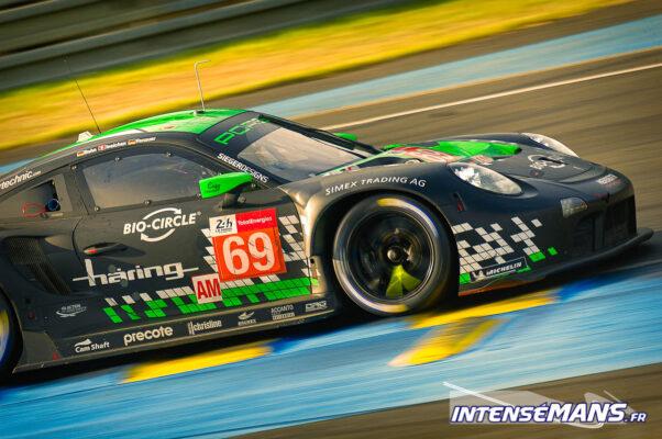 Herberth Motorsport N°69 LM24 2021-08-21-90