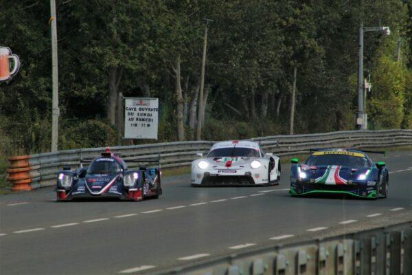 La journée Test des 24 Heures du Mans le 5 juin 2022