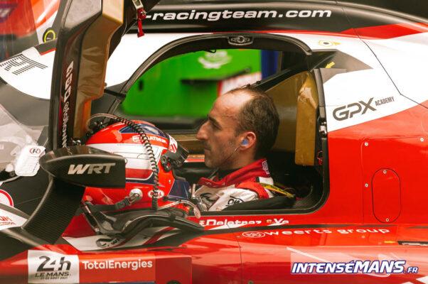 Robert Kubica chez High Class Racing pour les 2 dernières manches du WEC